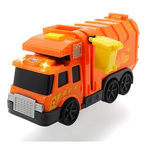 """Мусоровоз """"City Cleaner"""", 15 см «Dickie Toys» (3302000), фото 2"""