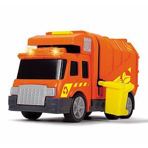 """Мусоровоз """"City Cleaner"""", 15 см «Dickie Toys» (3302000), фото 3"""