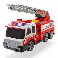 """Игрушечные машинки и техника «Dickie Toys» (3308358) пожарный автомобиль """"Fire Brigade"""""""