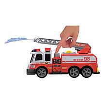 """Пожарный автомобиль """"Fire Brigade"""" «Dickie Toys» (3308358), фото 2"""