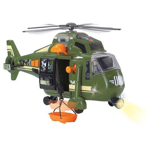 """Военный вертолет """"Sky Force"""", 32 см «Dickie Toys» (3308363), фото 2"""
