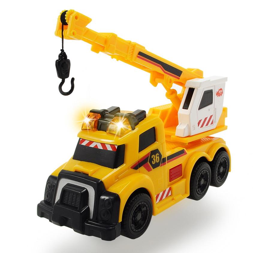 "Передвижной кран ""Mobile Crane"", 15 см «Dickie Toys» (3302006)"