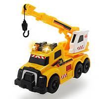 """Игрушечные машинки и техника «Dickie Toys» (3302006) передвижной кран """"Mobile Crane"""", 15 см"""