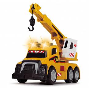 "Передвижной кран ""Mobile Crane"", 15 см «Dickie Toys» (3302006), фото 3"