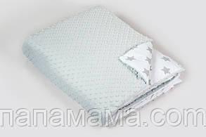 Одеяло в детскую кроватку Twins Minky 120/160