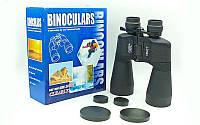 Бинокль COMET zoom 10-90х80 TY-4324 (пластик, стекло, PVC-чехол) (10-30х60-точ)