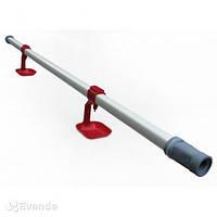 Комплект ниппельного поения 100см для курей, броилеров, перепелов