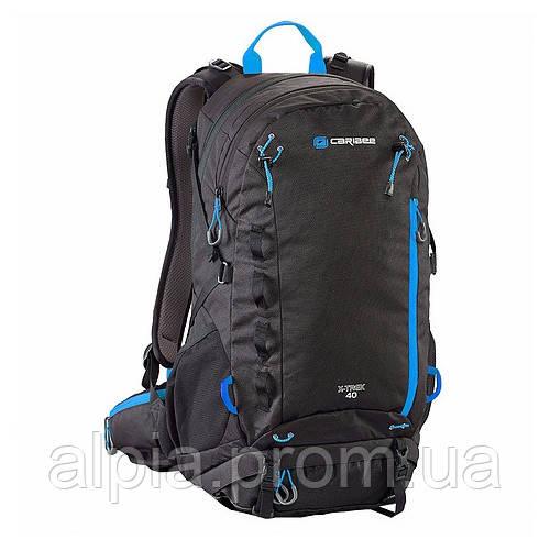 Рюкзак Caribee X-Trek 40 Black/Ice Blue