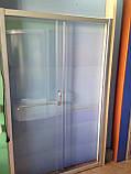 Душова двері Golston G-S8009, 1200x1900 мм, прозоре скло, фото 6