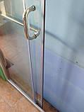Душова двері Golston G-S8009, 1200x1900 мм, прозоре скло, фото 7