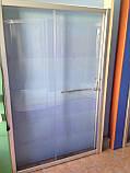 Душова двері Golston G-S8009, 1200x1900 мм, прозоре скло, фото 4