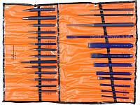 Groz 33004 KIT/26/ST набор зубил и выколоток для выбивания 26шт