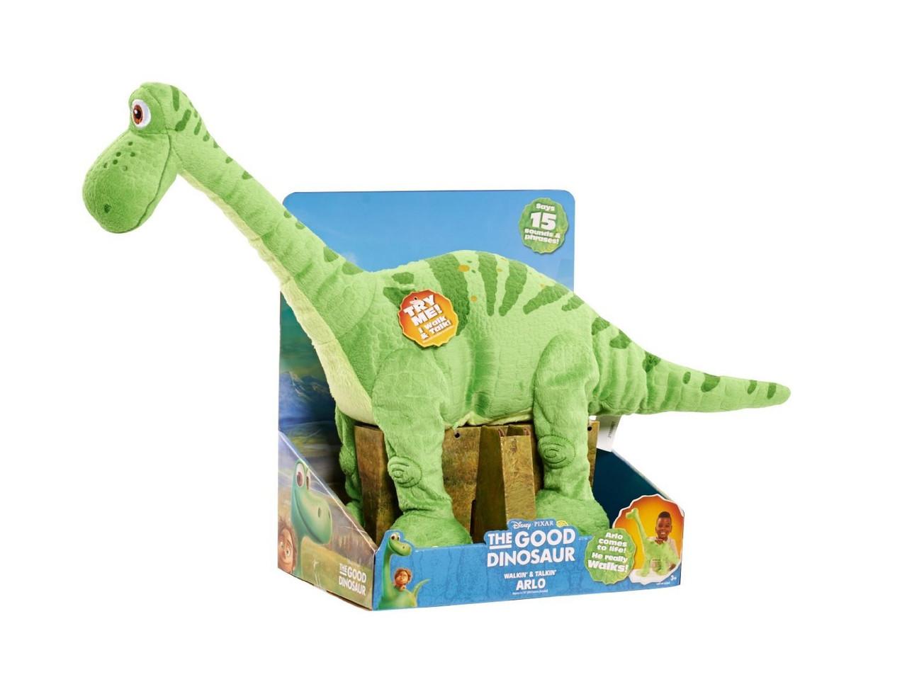Большой динозавр Арло The Good Dinosaur Arlo Feature Plush