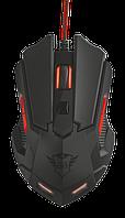 GXT 148 OPTICAL GAMING MOUSE Оптическая мышь с симметричным дизайном и 8 программируемыми кнопками. Настраиваемая светодиодная подсветка.