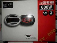 Динамики SONY XS-GTF6958B мощность 600W