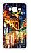 Силиконовый чехол для Samsung Galaxy J2 J200 с картинкой Ловец снов 1, фото 2