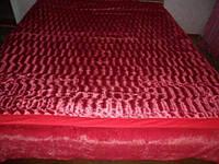Плед-Покривало 200 на 230 (Норка) Искусственный мех двухсторонний. В наличии 12 цветов., фото 1