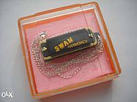 Міні - гармошка SWAN harmonica 8 тонів, сувенірна