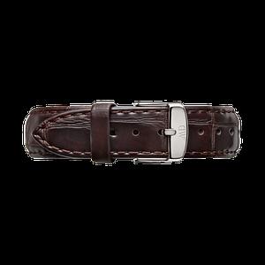 Кожаный ремешок Daniel Wellington Classic York Embossed 18 mm 0810DW
