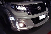 Обвес на Toyota Land Cruiser Prado 150 WALD