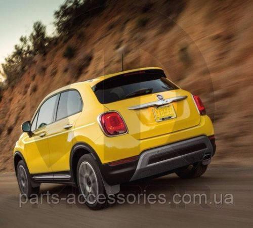 Fiat 500X 2016 передние брызговики новые оригинальные