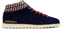 Мужские кроссовки Adidas NEO Rugged (Адидас) синие