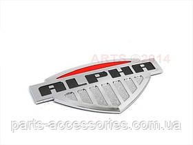 Емблема значок Hummer H3 ALPHA 2009-2010 новий оригінальний
