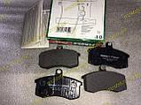 Колодки тормозные передние Ваз 2108 2109 21099 2113 2114 2115 Ferodo Target зеленые, фото 5