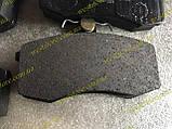 Колодки тормозные передние Ваз 2108 2109 21099 2113 2114 2115 Ferodo Target зеленые, фото 8
