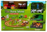 Детская железная дорога The Farm World ABC1-F9A
