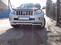 Защита переднего бампера Toyota Land Cruiser Prado 150 А283684