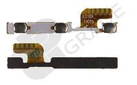 Шлейф Huawei Y535-C00 Ascend, с кнопкой включения, с кнопками регулировки громкости