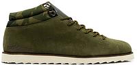 Мужские кроссовки Adidas NEO Rugged (Адидас) зеленые