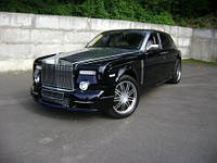 Аренда VIP автомобиля RR-Fantom