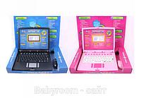 Детский компьютер-ноутбук 7160/7161 с цветным экраном