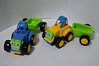 Инерционный трактор, фото 1
