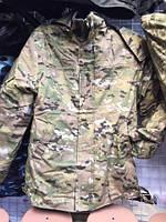 Бушлат армейский светлый зима белый мех