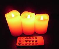 Электронные LED свечи Luma Candles с пультом
