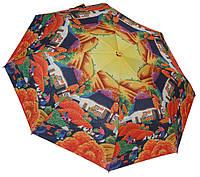 Красочный женский зонт рисованные картины 3099/3