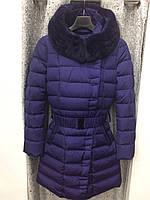 Пальто пуховое женское Snowimage(SID-V592/3413)