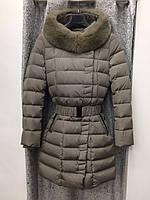 Пальто пуховое женское Snowimage(SID-V592/6214)