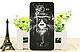 Чехол силиконовый бампер для Samsung Galaxy J2 J200 с рисунком Лев в шлеме, фото 5
