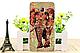 Чехол силиконовый бампер для Samsung Galaxy J2 J200 с рисунком Лев в шлеме, фото 3