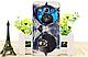 Чехол силиконовый бампер для Samsung Galaxy J2 J200 с рисунком Лев в шлеме, фото 2