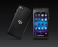 BlackBerry Z10 б/у, черный, белый