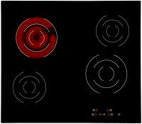 Sistema V 6001 (600 мм.) электрическая варочная поверхность, черная стеклокерамика