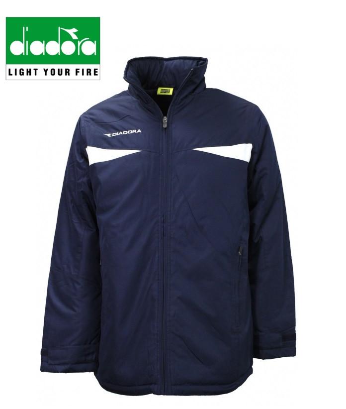 Мужская удлинённая cпортивная куртка Diadora VOLGOGRAD JACKET (Оригинал)