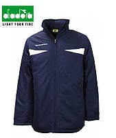 Мужская удлинённая cпортивная куртка Diadora VOLGOGRAD JACKET (Оригинал), фото 1