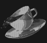 """Художественный дизайн из перфорированного металла картина """"Чашка"""" Панно (декор), фото 1"""