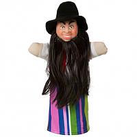 "Кукла-рукавичка ""КАРАБАС БАРАБАС"" (пластизоль, ткань)"